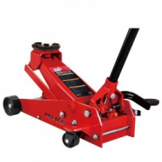 Cric hidraulic tip crocodil cu pedala 3 tone  Big Red