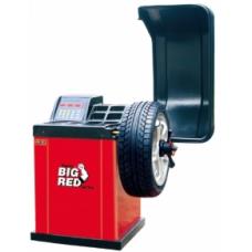 Masina de echilibrat roti pozitionare automata  Big Red