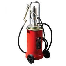 Pompa gresat pneumatica cu accesorii  Big Red